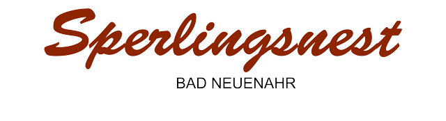 Sperlingsnest Logo